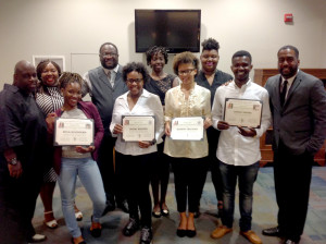 Scholarship App recipients