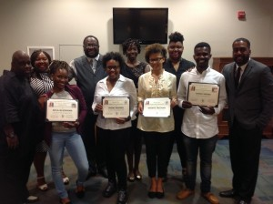 MYLIAA Scholarship Winners