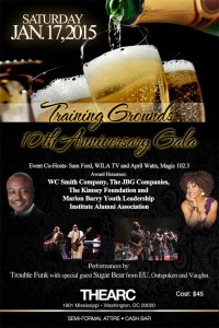 Training Grounds Gala 2015 Nomination  Event